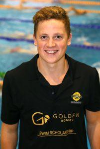 Jacob Garrod. New Zealand Age Group Championships, Session Five, Wellington Regional Aquatic Centre, Kilbirnie, Wellington, Thursday 7th May 2015. Photo: Simon Watts/www.bwmedia.co.nz