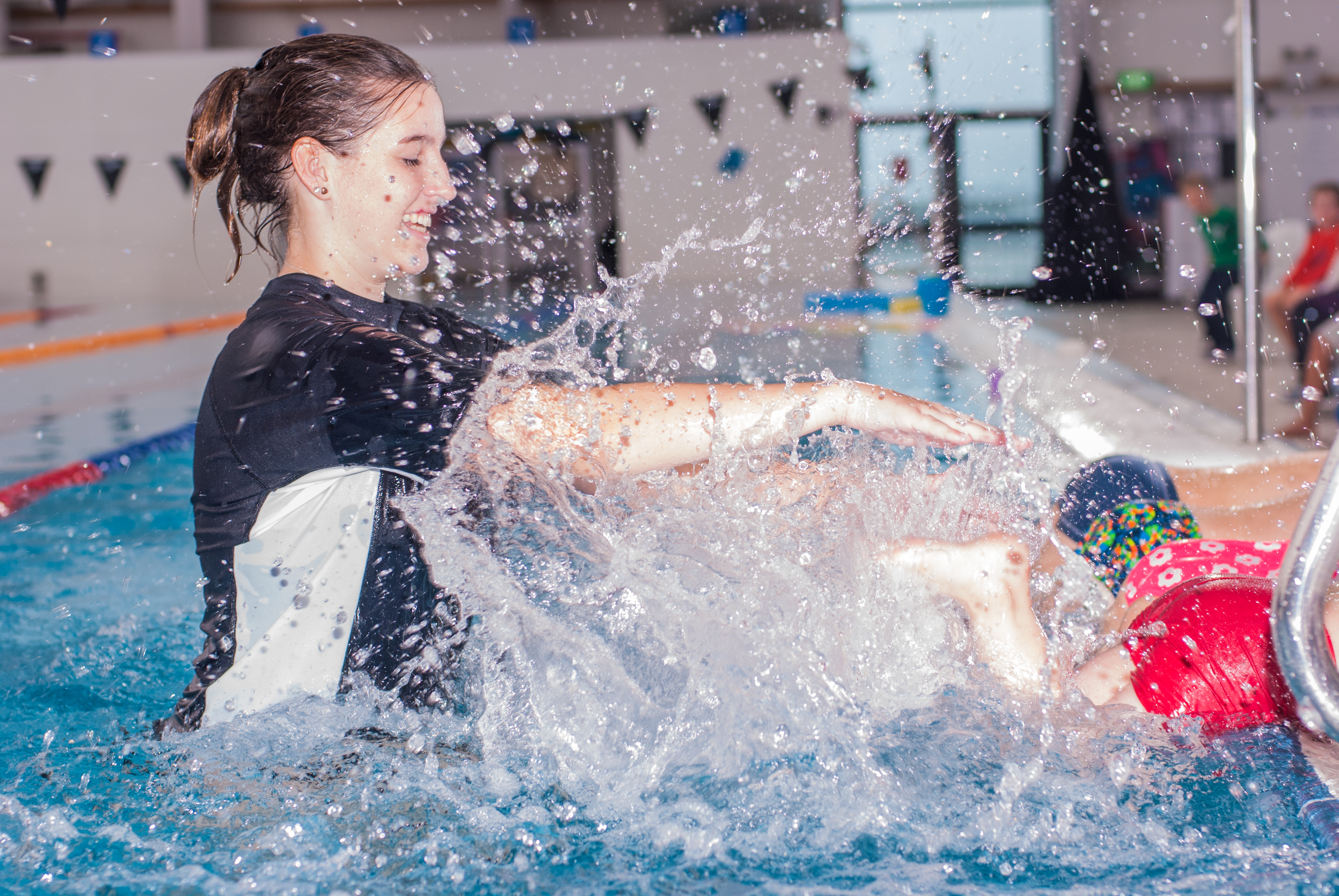 Safe Confident Happy Why Swimming During Winter Is Important Aut Millennium News
