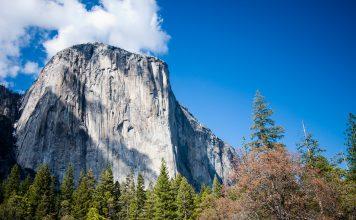El Capitan in Yosemite