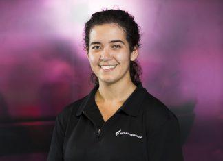 Staff profile headshot of Mel Kerr